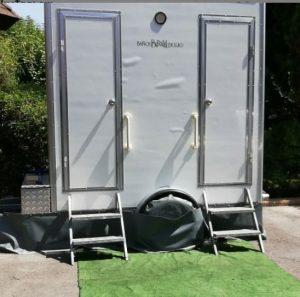Baños móviles en renta