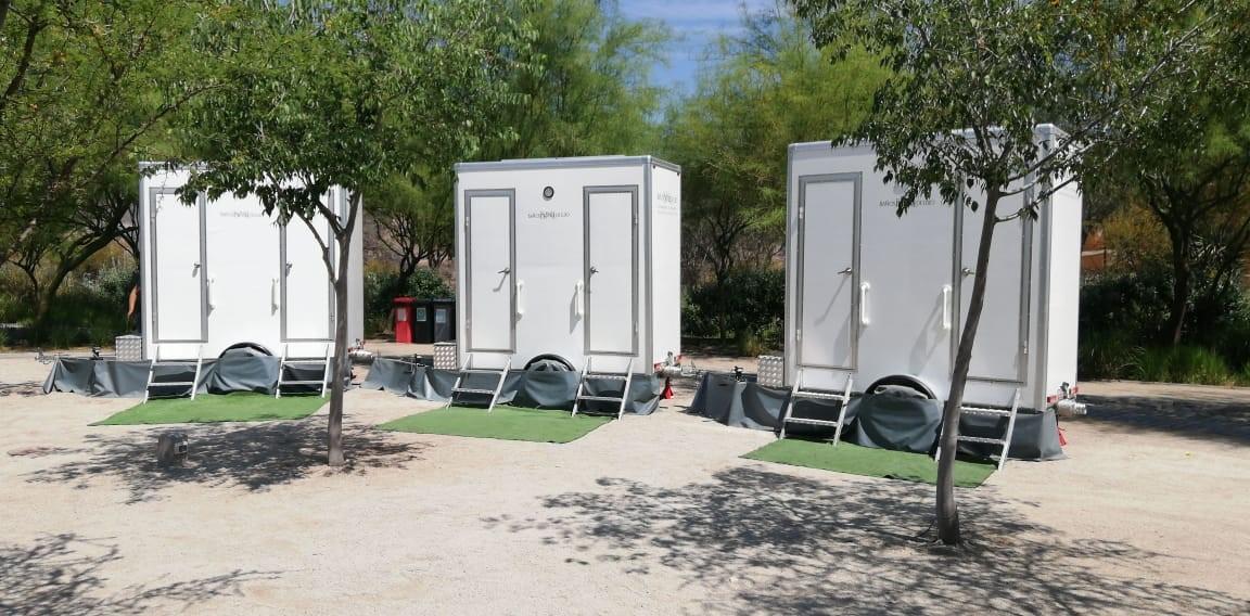 Baños móviles VIP